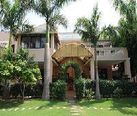 The Green Villa - An Airport  Hotel & Spa Resort