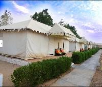 Camp e Khas,Sam Sand Dunes