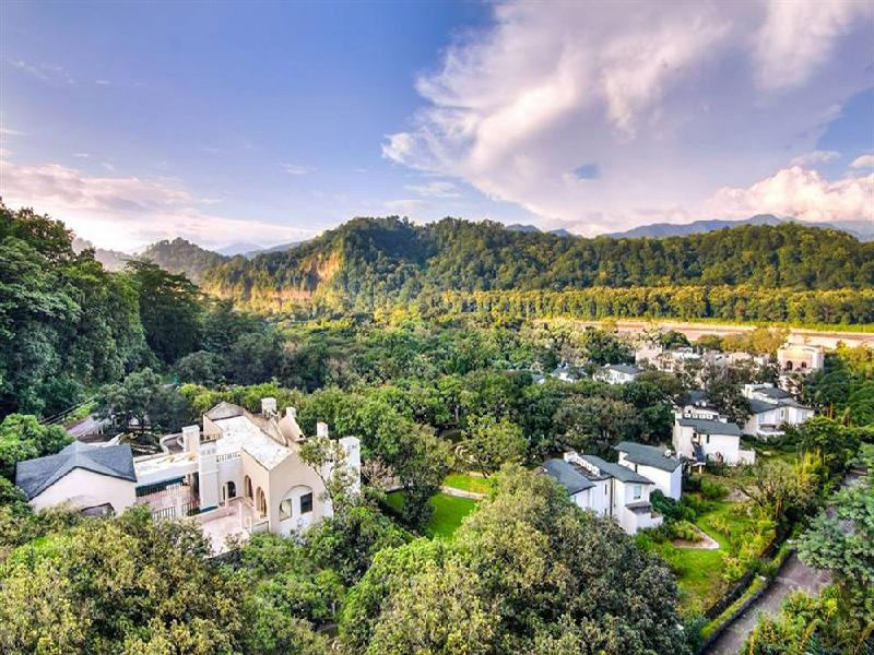 Book The Hridayesh Wilderness Resort Corbett Reviews Photos