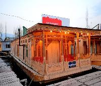 Golden Crest Houseboat