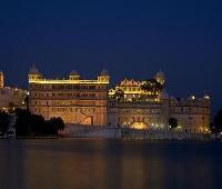 Fateh Prakash Palace.