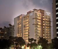 Double Tree Suites By Hilton Bangalore