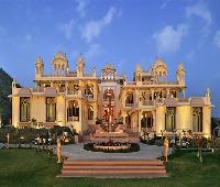 Rajasthali Resort & Spa.