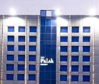 Hotel Palak Residency.