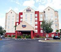 Fairfield Inn and Suites by Marriott Orlando near Universal