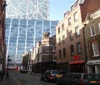 Tune Hotel Liverpool Street, London