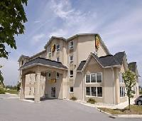 Super 8 Motel- Grimsby, On
