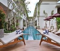 Seminyak Lagoon All Suites Hotel