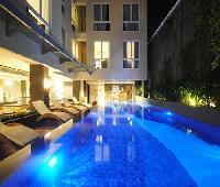Solaris Hotel, Kuta-Bali