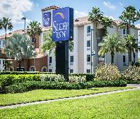 Sleep Inn - Near Busch Gardens and USF