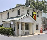 Super 8 Motel Charlotte Downtown Area