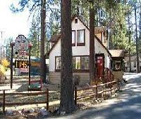 The Timberline Lodge