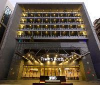 Tempus Hotel Taichung-Dadun