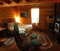 Galena Log Cabin Getaway