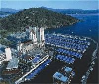 The Coeur D Alene Resort