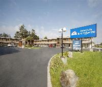 Americas Best Value Inn Crescent City