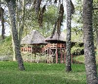Lalapanzi Camp at Bonamanzi Game Reserve