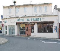 P Tit Dej-Hotel Saintes