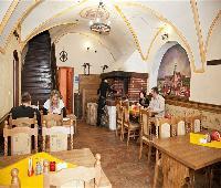 Hotel-Restaurant Svambersk Dum