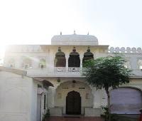 Hotel Rawla Mrignayani Palace