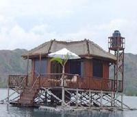Floating Villa Nirvana Roemah Air
