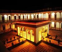 Hotel Surya Vilas Palace.