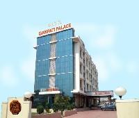 Hotel Ganpati Palace.