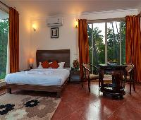 Whispering Woods Anjuna the Villa Resort
